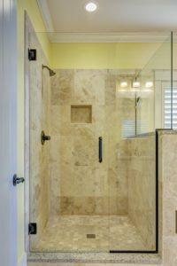 corner shelf for shower or bath