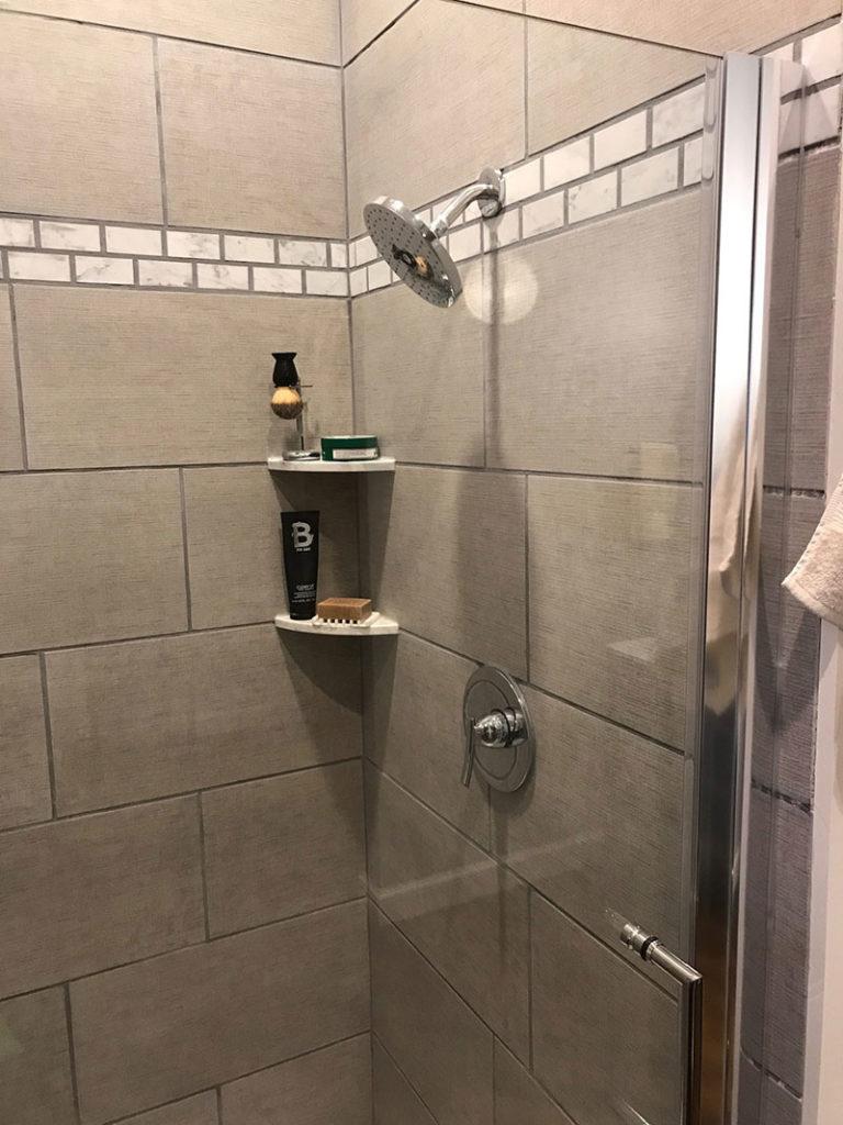 Ceramic Shampoo Holder