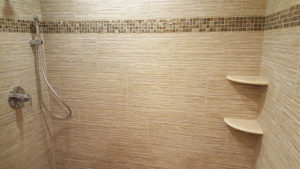 Bathroom Corner Shower Shelf
