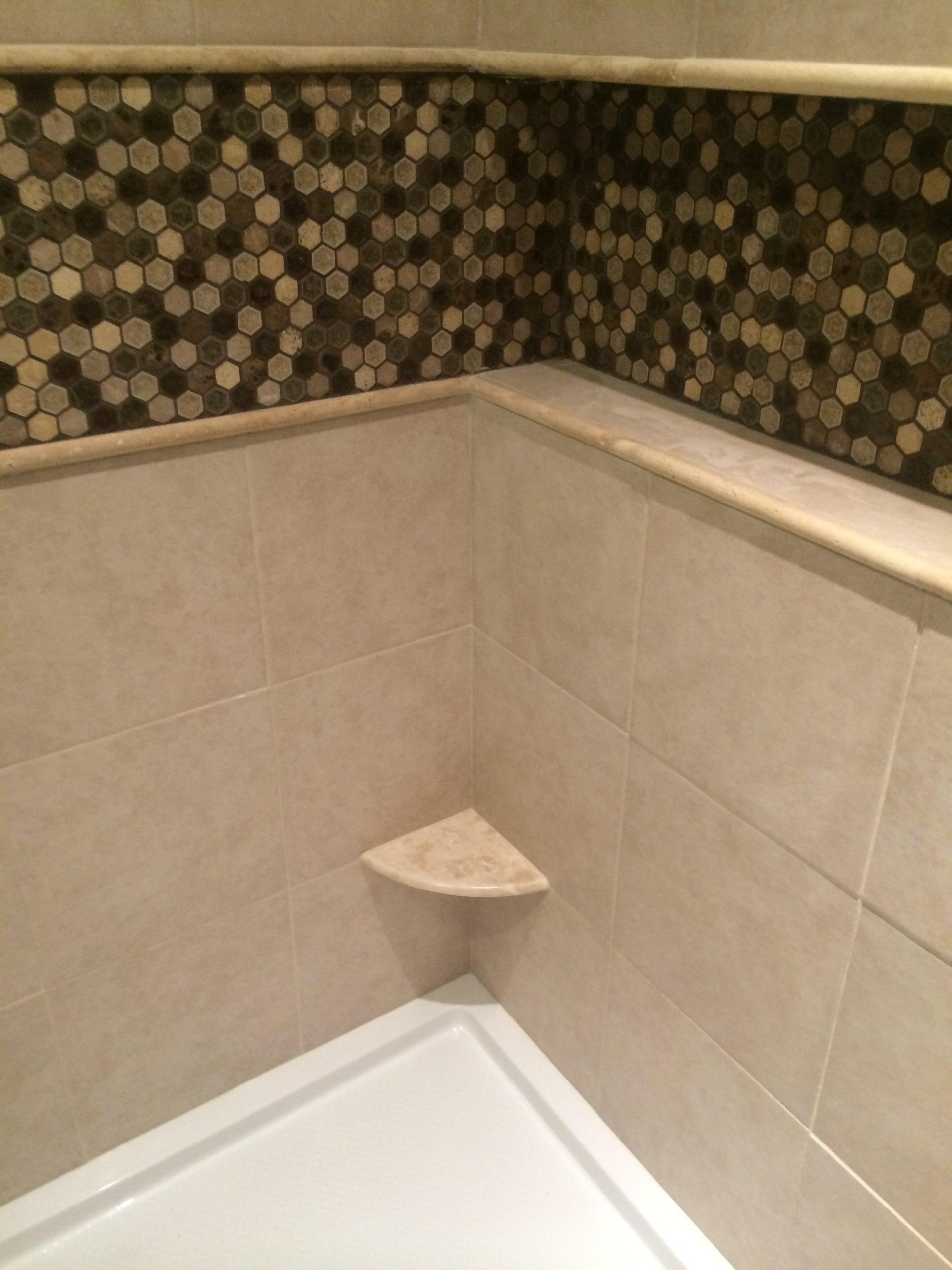 small shower storage ideas